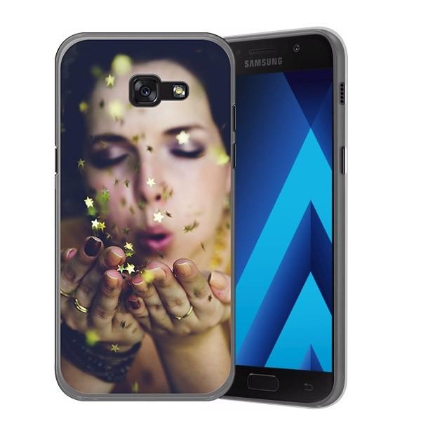 innovative design 23b3c adc16 Samsung Galaxy A5 (2017) - Personalised Silicone Case