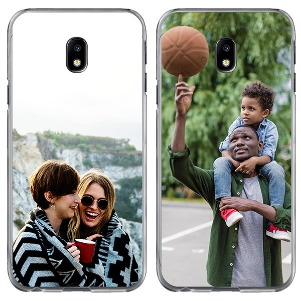 timeless design 4bea1 f9101 Samsung Galaxy J3 2017 - Personalised Silicone Case