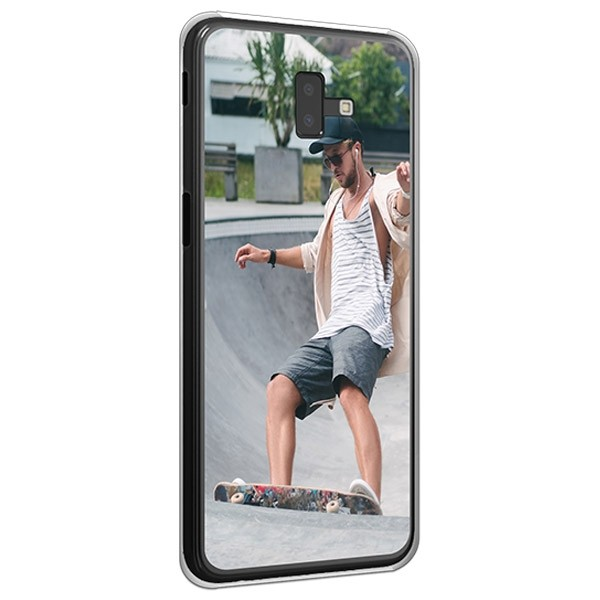 Samsung Galaxy J6 Plus - Personalised Silicone Case