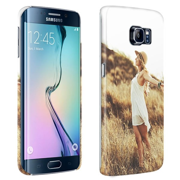 sale retailer a4225 ce1a1 Samsung Galaxy S6 Edge PLUS - Personalised Full Wrap Hard Case