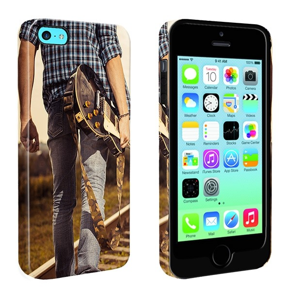 newest 56d3c 5a4ec iPhone 5C - Personalised Full Wrap Tough Case