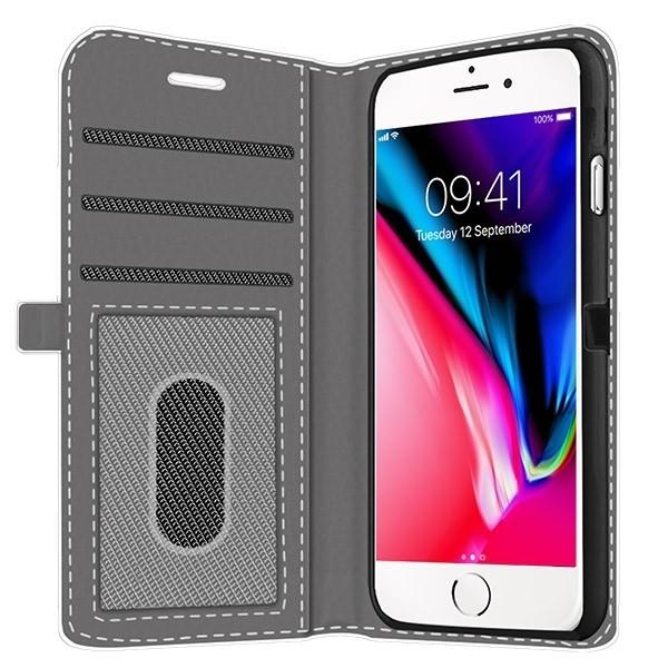 coque flip cover iphone 8