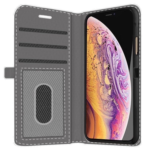 best website 53a89 88dd0 iPhone Xs - Personalised Wallet Case (Front Printed)
