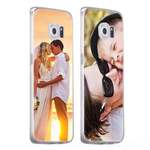 new arrival 1796c b6357 Samsung Galaxy S6 Edge - Personalised Silicone Case