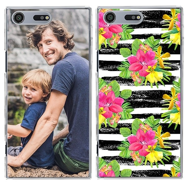 newest 4c8e8 1e0eb Sony Xperia XZ Premium - Personalised Hard Case