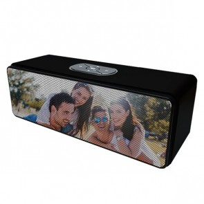 Personalised Bluetooth Speaker - Black