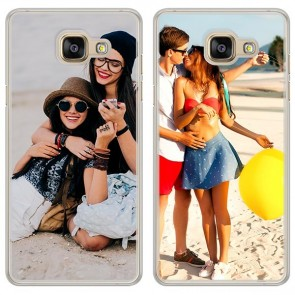 Samsung Galaxy A5 (2016) - Personalised Silicone Case