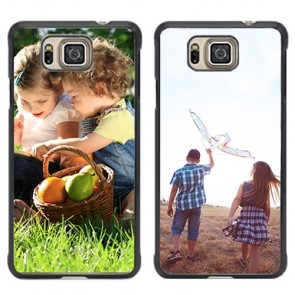 Samsung Galaxy Alpha - Personalised Hard Case