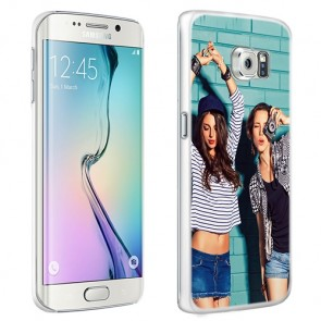 Samsung Galaxy S7 Edge - Personalised Hard Case