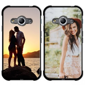 Samsung Galaxy Xcover 3 - Personalised Silicone Case