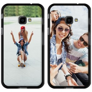 Samsung Galaxy Xcover 4 - Personalised Silicone Case