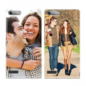 Huawei Ascend G6 4G (L11) - Personalised hard case - Black or white