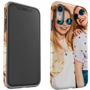 iPhone Xr - Personalised Full Wrap Tough Case