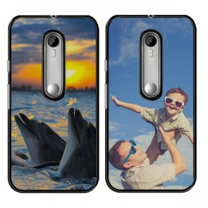 Motorola Moto G (3rd Gen) - Personalised Hard Case