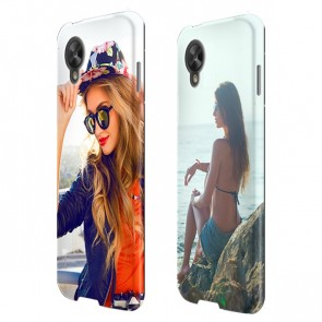 LG Nexus 5 - Personalised Full Wrap Hard Case