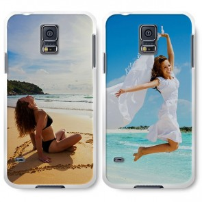 Samsung Galaxy S5 Mini - Personalised Hard Case