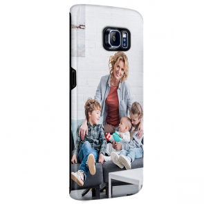 Samsung Galaxy S6 Edge Plus - Personalised Full Wrap Tough Case