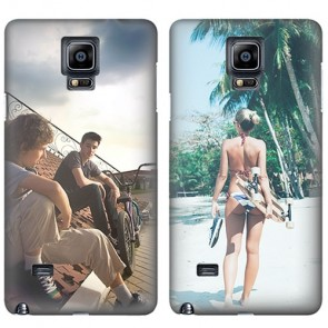 Samsung Galaxy Note 4  - Personalised Full Wrap Hard Case