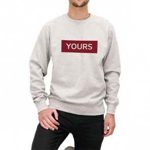 Men - Personalised Sweatshirt