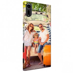 Sony Xperia XZ - Personalised Full Wrap Hard Case