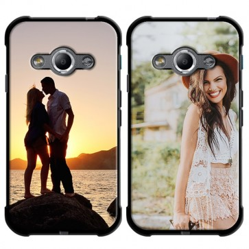 Samsung Galaxy Xcover 3 - Softcase Hoesje Maken