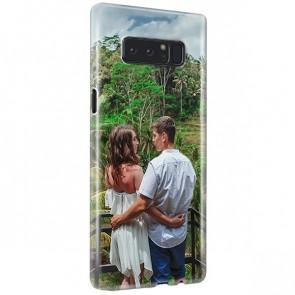 Samsung Galaxy Note 8 - Rondom Bedrukt Hardcase Hoesje Maken