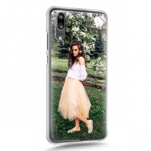 Huawei P20 - Softcase Hoesje Maken
