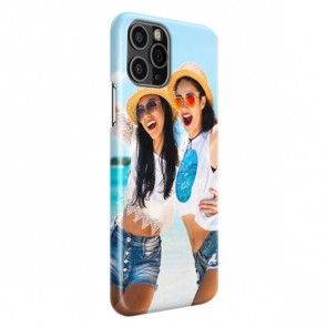 iPhone 11 Pro Max - Rondom Bedrukt Hardcase Hoesje Maken