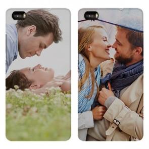 Huawei P8 Lite (2015) - Rondom Bedrukt Hardcase Hoesje Maken