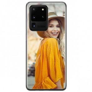 Samsung Galaxy S20 Ultra - Softcase Hoesje Maken