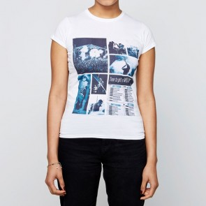 Dames - Ronde Hals - Premium T-shirt Ontwerpen