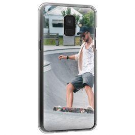 Samsung Galaxy A6 2018 - Hard Case Handyhülle Selbst Gestalten