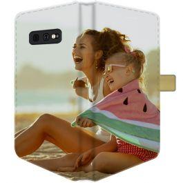 Samsung Galaxy S10 E - Cover Personalizzata a Libro (Stampa Integrale)