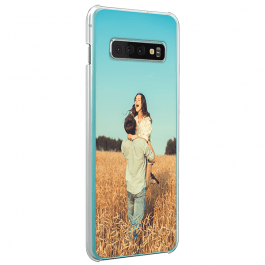 Galaxy S10 PLUS personalised phone case - Hard case