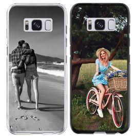 Galaxy S8 PLUS - Cover Personalizzate Morbida