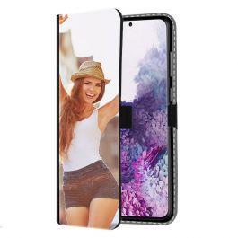 Samsung Galaxy S20 - Portemonnee Hoesje Maken (Voorzijde Bedrukt)