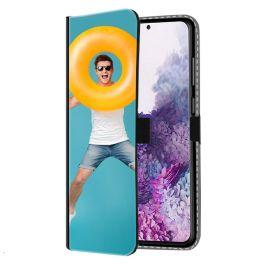 Samsung Galaxy S20 Plus - Portemonnee Hoesje Maken (Voorzijde Bedrukt)