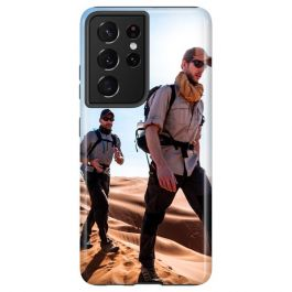 Samsung Galaxy S21 Ultra Personalised Full Wrap Tough Case