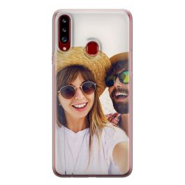 Galaxy A20s - Personalised Silicone Case