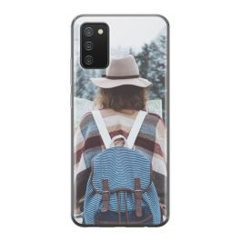 Personalised Galaxy A02s Phone Case