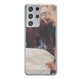 Personalised Samsung Galaxy S21 Ultra Phone Case