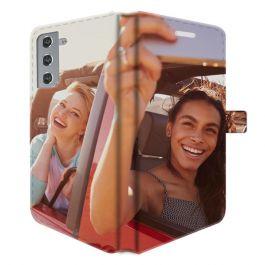 Personalised Samsung Galaxy S21 Plus Wallet Case