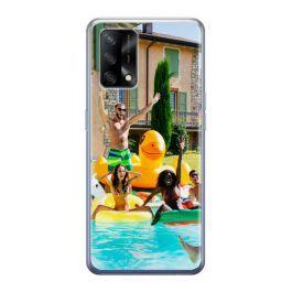 Oppo A74 - Softcase Hoesje Maken