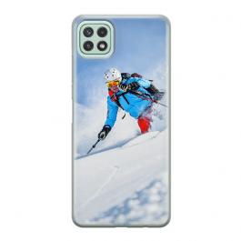 Samsung Galaxy A22 (5G) - Softcase Hoesje Maken