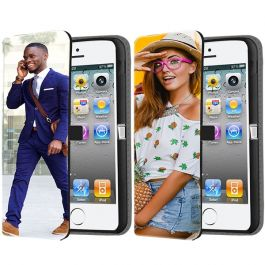 iPhone 4 & 4S - Carcasa Personalizada Billetera (Impresión Frontal)