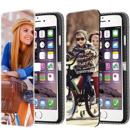 iPhone 6 & 6S  - Custom Wallet Case (Front Printed)