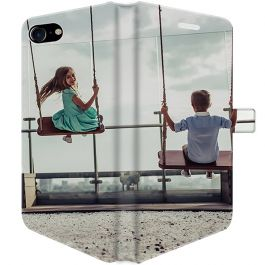 iPhone 8 - Custom Wallet Case (Full Print)