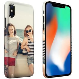 iPhone Xs Max - Custom Full Wrap Tough Case