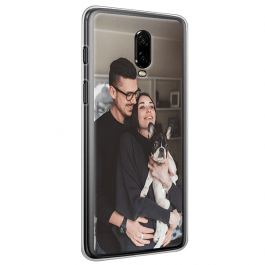 OnePlus 6T - Cover Personalizzata Rigida