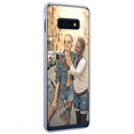 Galaxy S10 E personalised phone case - Silicone